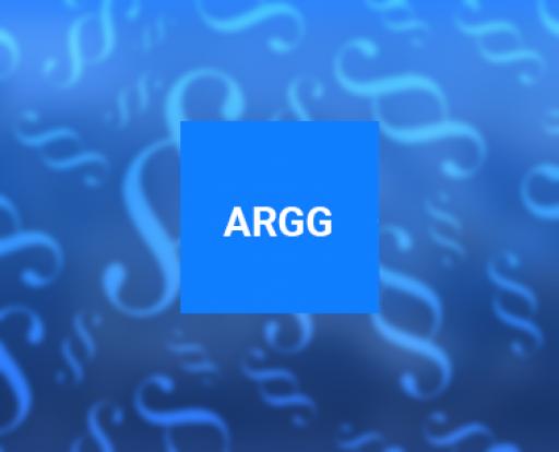 Stellungnahme zur geplanten Änderung des ARGG