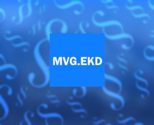 Änderung des § 26 Abs. 2 MVG
