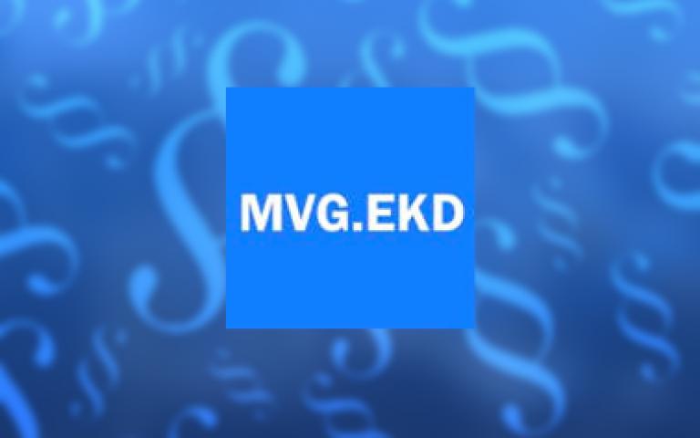 Verlängerung der geänderten Wahlordnung zum MVG-EKD