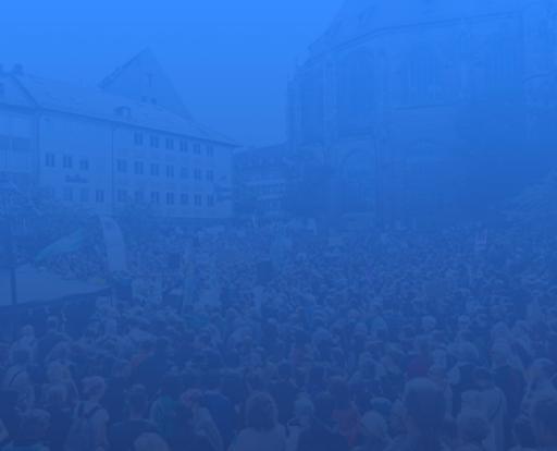 """Auf nach Würzburg: """"Es werde Licht!"""""""